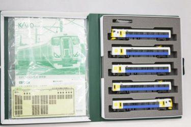 KATOカトー10-1282+10-1283 E257系500番台5両基本+5両増結セットの買取価格