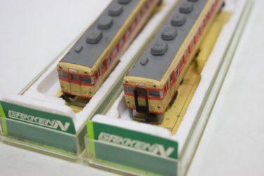 EIDAI永大(学研 GAKKEN)248キハ28形ディーゼルカー 2両の買取価格