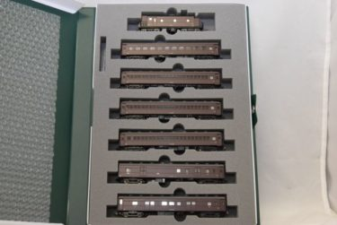 KATOカトー10-1320スハ32系中央本線普通列車7両セットの買取価格