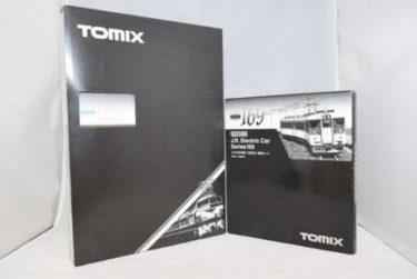 TOMIXトミックス92085 92086 JR169系電車(長野色)基本+増結セットの買取価格