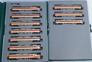 KATOカトー10-849 850キハ81系「くろしお」7両基本+3両増結セットの買取価格