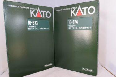 KATOカトー10-873/874急行「ニセコ」6両基本+6両増結セットの買取価格