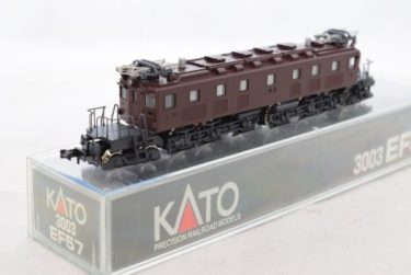 KATOカトー3003 EF57電気機関車Nゲージの買取価格