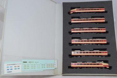 TOMIXトミックス92628JR485系特急電車(ボンネットタイプ)Nゲージの買取価格