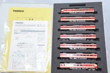 TOMIXトミックス92644Nゲージ国鉄キハ183系特急ディーゼルカー(標準色)の買取価格