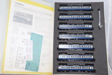 TOMIXトミックス92713Nゲージ JR 113 1500系 近郊電車(横須賀色)セットAの買取価格