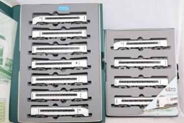 KATOカトーNゲージ10-164 174 651系「スーパーひたち」交直両用特急形電車 + 増結セットの買取価格