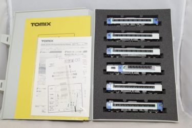 TOMIXトミックス92649NゲージJR183 2550系特急ディーゼルカー(HET)の買取価格