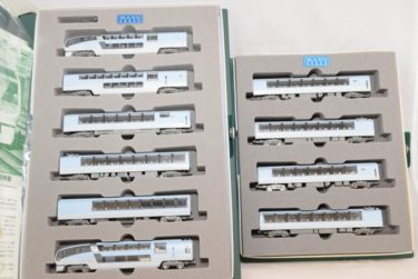 KATOカトーNゲージ10-177 178 251系「スーパービュー踊り子」直流特急電車 基本+増結セットの買取価格