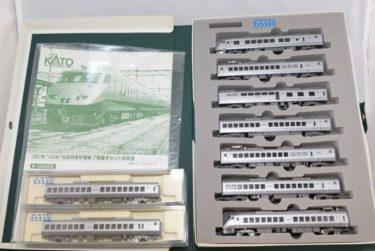 KATOカトーNゲージ10-320 321 787系「つばめ」交流特急形電車+2両増結セットの買取価格
