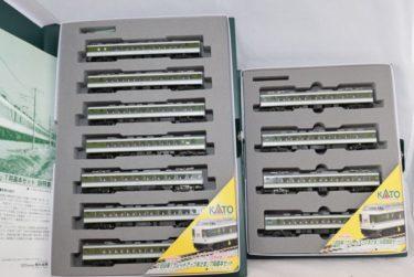 KATOカトー10-247 248 189系「グレードアップ あさま」Nゲージの買取価格
