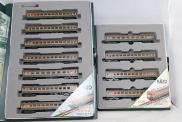 KATOカトーNゲージ10-379 380 80系準急「東海/比叡」基本+増結セットの買取価格