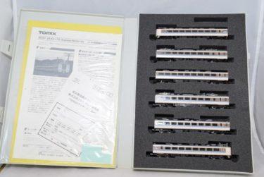 TOMIXトミックス92707JR183系特急電車(はしだて)Nゲージの買取価格