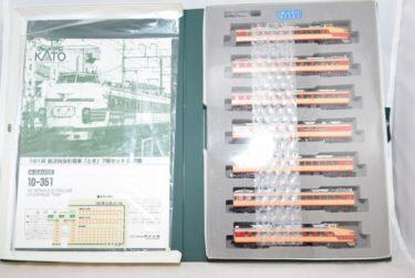 KATOカトーNゲージ10-351 181系直流特急形電車「とき」の買取価格