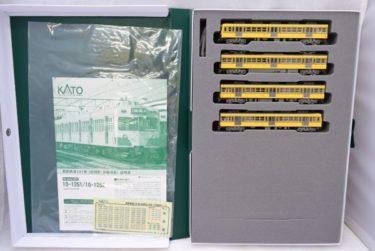 KATOカトー10-1251/10-1252西武鉄道 101系〈初期形・分散冷房〉基本・増結セットの買取価格