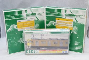 GREENMAXグリーンマックス4147 4148 4149 西武2000系初期車・更新車の買取価格
