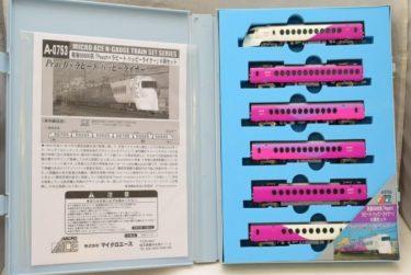 MICRO ACEマイクロエースA-0753 南海50000系「Peach X ラピート ハッピーライナー」の買取価格