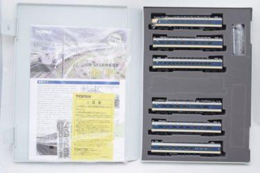 TOMIX98991国鉄 583系特急電車(金星)セットの買取価格・川崎市より買取